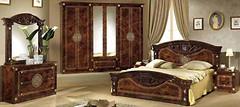 Фото Мебель-сервис Спальня Рома 4Д