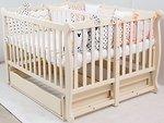 Кроватки детские Гойдалка