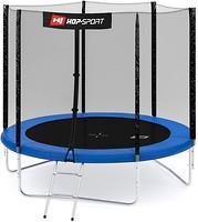 Фото Hop-Sport 244 см с защитной сеткой