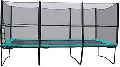 Фото Kidigo Батут 457x305 см с защитной сеткой и лестницей (BT457-305)