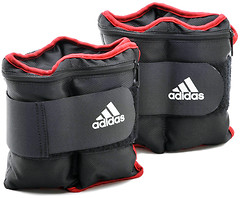 Фото Adidas Adjustable Ankle Weights 2x2 kg (ADWT-12230)