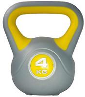 Фото LiveUp Plastic Kettel Bell (LS2047-4)