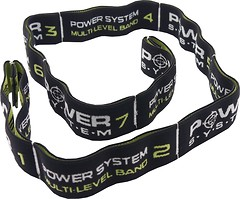 Фото Power Systems Multilevel Elastic Band (PS-4067)