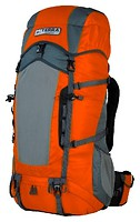 Фото Terra Incognita Action 35 orange/grey