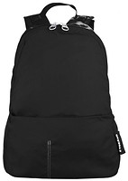 Фото Tucano Compatto XL Backpack Packable Black (BPCOBK)