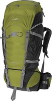 Фото Fjord Nansen Himil 60+10 green/black (spring power/black)
