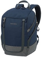 Фото Travelite Basics Ryan-Air 14 Navy (TL096290-20)
