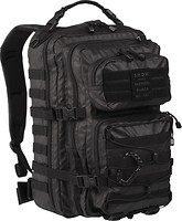 Фото Mil-tec US Assault Backpack LG tactical black (14002288)