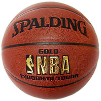 Фото Spalding NBA Gold
