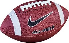 Фото Nike Allfield 3.0 FB BRO/WH/Silver/Black 9 Official (N.FI.04.222.09)