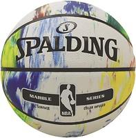 Фото Spalding NBA Marble Multi-Color Outdoor