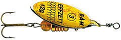Фото Dam Effzett Predator 12g Yellow-Glitter (5126012)