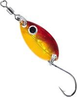 Фото Balzer Trout Attack Spoon Leaf 1.5g Red/Orange (16013 320)