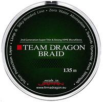 Фото Dragon Team Braid Green (0.08mm 135m 6kg) 41-00-108