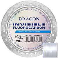 Фото Dragon Invisible Fluorocarbon (0.235mm 20m 3.95kg)