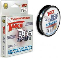 Фото Lineaeffe Take Akashi Ultraclear Fluorocarbon (0.22mm 50m 9kg) 3042122