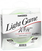 Фото Salmo Light Game X4 Ultra PE (0.051mm 100m 2.15kg) 5014-005