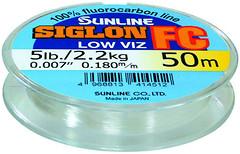 Фото Sunline Siglon FC (SIG-FC) (0.6mm 50m 19.9kg) 16580149
