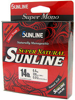 Фото Sunline Super Natural Clear (0.405mm 100m 11.3kg)