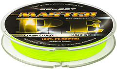 Фото Select Master PE Light Green (0.18mm 1000m 21kg)