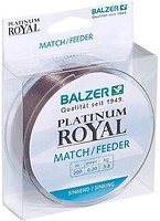 Фото Balzer Platinum Royal Match/Feeder (0.18mm 200m 3.1kg) 12097 018