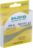Фото Balzer Iron Line 8x Yellow (0.21mm 150m 15.4kg) 12661 021