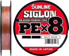 Фото Sunline Siglon PE x8 Multicolor (0.132mm 150m 4.5kg)