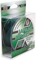 Фото Lineaeffe FF Japan Braid 8X PE Moss Green (0.14mm 135m 8.5kg)
