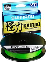 Фото Shimano Kairiki 8 PE Mantis Green (0.06mm 150m 5.3kg)