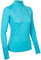 Фото Icebreaker Vertex Long Sleeve Half Zip Women 260 футболка