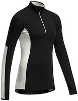 Фото Icebreaker Atom Long Sleeve Zip Women 200 кофта