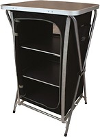 Фото Highlander Стол Easy Fold Camp Cupboard 3 Shelf (925479)