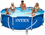 Фото Intex Intex Metal Frame (28202/56999)