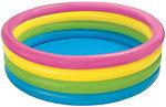 Фото Intex Sunset Glow Four Ring (56441)