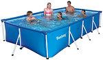 Фото Bestway Splash Frame Pool (56044/56405)