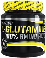 Фото BioTechUSA 100% L-Glutamine 240 г