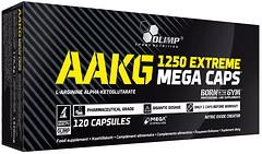 Фото Olimp AAKG 1250 Extreme Mega Caps 120 капсул