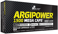 Фото Olimp Argi Power 1500 Mega Caps 120 капсул
