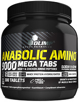 Фото Olimp Anabolic Amino 9000 300 таблеток