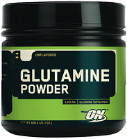 Фото Optimum Nutrition Glutamine Powder 600 г
