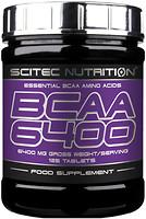 Фото Scitec Nutrition BCAA 6400 125 таблеток