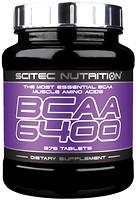 Фото Scitec Nutrition BCAA 6400 375 таблеток