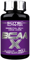 Фото Scitec Nutrition BCAA-X 120 капсул