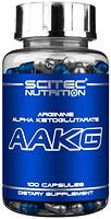 Фото Scitec Nutrition AAKG 100 капсул
