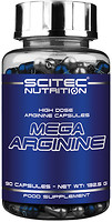 Фото Scitec Nutrition Mega Arginine 90 капсул