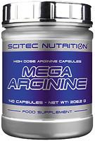 Фото Scitec Nutrition Mega Arginine 140 капсул