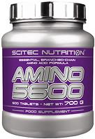 Фото Scitec Nutrition Amino 5600 500 таблеток