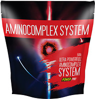 Фото Power Pro Aminocomplex System 500 г