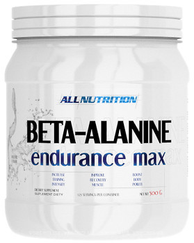 Фото AllNutrition Beta-Alanine Endurance Max 500 г