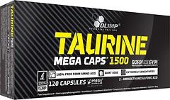 Фото Olimp Taurine Mega Caps 120 капсул